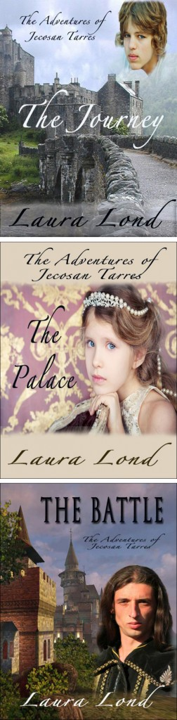 The Adventures of Jecosan Tarres by Laura Lond