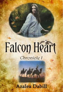Falcon Heart by Azalea Dabill