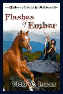 Vicki V.Lucas Flashes of Ember
