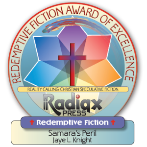 The Reality Calling Redemptive Fiction Award of Excellence