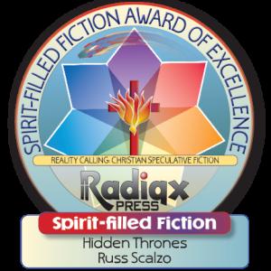 Hidden Thrones Award of Excellence