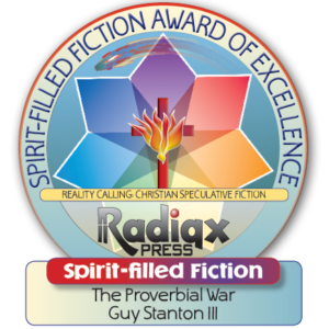 Award of Excellence in Spirit-Filled fiction