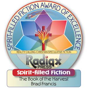 "Award of Excellence for ""The Book of the Harvest"""