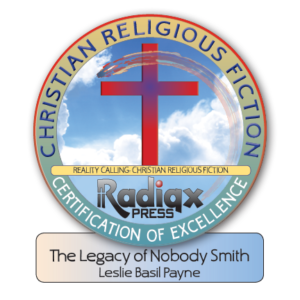 A Christian Religious Fiction award winner
