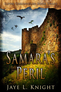 Samara's Peril Book 3 in the Ilyon Chronicles