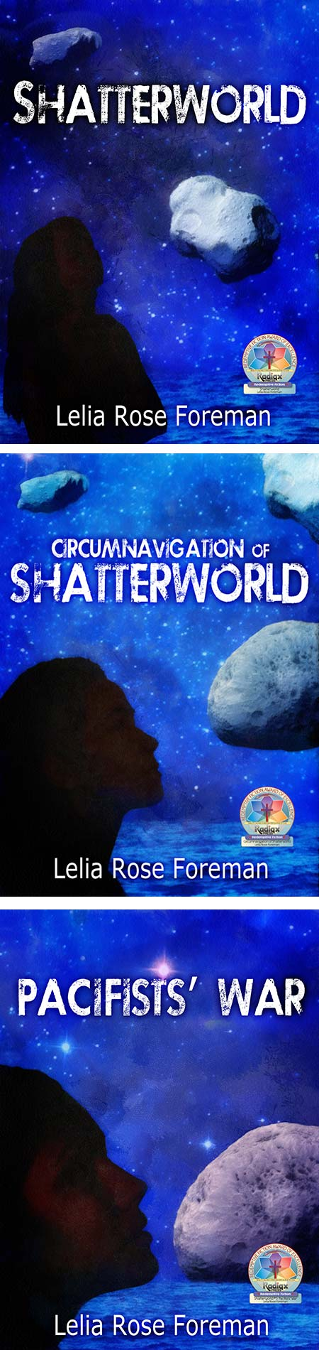 The Shatterworld Trilogy