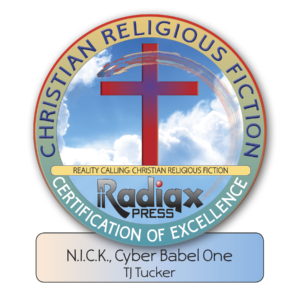 Christian Religious Fiction award of excellence
