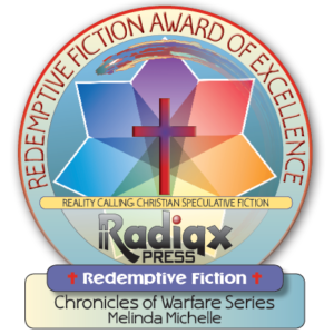 Redemptive Fiction award for Melinda Michelle