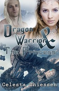 Christian scifi Dragon Warrior - Princess