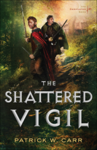 Mainline Christian fantasy Carr's The Shattered Vigil