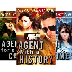 The 6-book Agents for Good series by Guy Stanton III