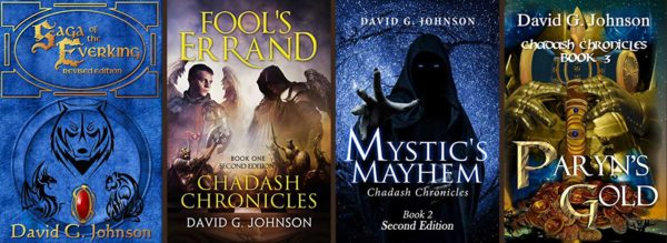 The Chadash Chronicles by David G. Johnson