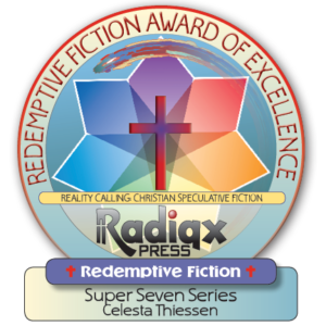 Mid school science fiction Super Seven Series Award for Redemptive fiction