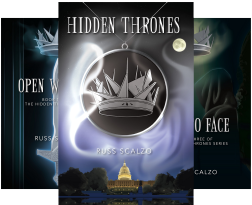 The Hidden Thrones Series by Russ Scalzo