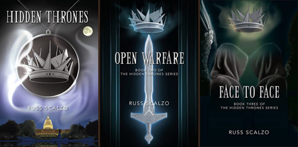 Russ Scalzo's Hidden Thrones Series