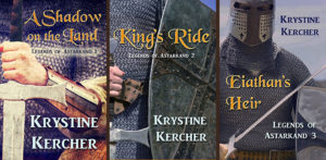 Review: Legends of Astarkand by Krystine Kercher