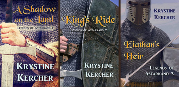 Legends of Astarkand by Krystine Kercher