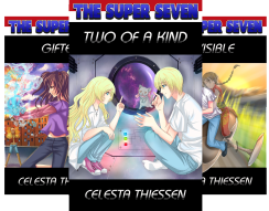 The Super Seven series by Celesta Thiessen