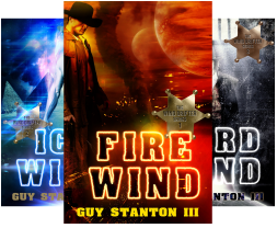 The 5-novella Wind Drifters series by Guy Stanton III