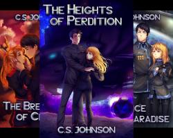 Divine Space Pirates trilogy romances the genre