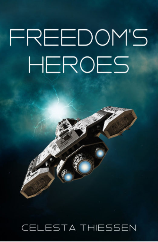 Freedom's Heroes written large in this surprising Christian YA Scifi