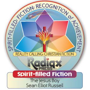 The award for this spirit-filled superhero Jesus boy