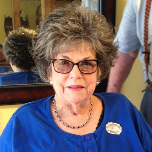 Patricia Harper Bergsland went home