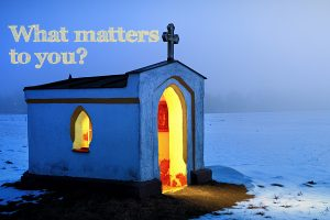 Christian fiction matters because we have the light of the world