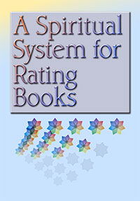 A spiritual system for rating books