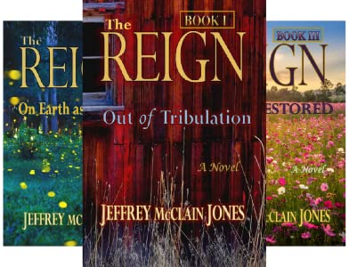 The Reign Series offers speculative refreshment in a world gone mad