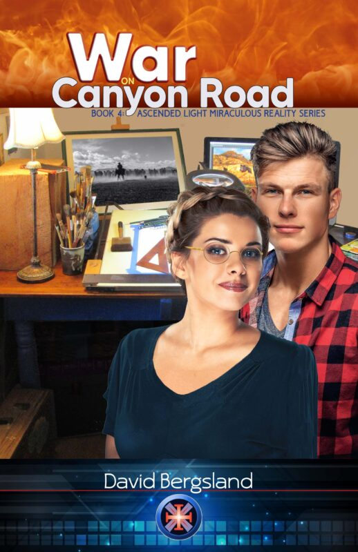 War on Canyon Road Cover reveal